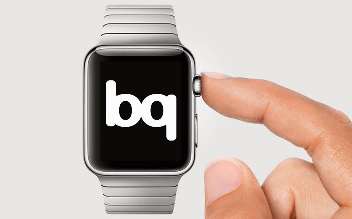 ¿Tendremos un Smartwatch BQ algún día?