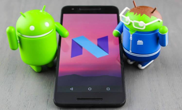 Móviles BQ que actualizarán a Android 7 Nougat: La lista definitiva