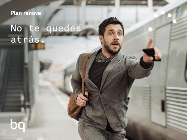Plan Renove BQ 2019: Cambia tu viejo móvil y consigue un VSmart o BQ nuevo