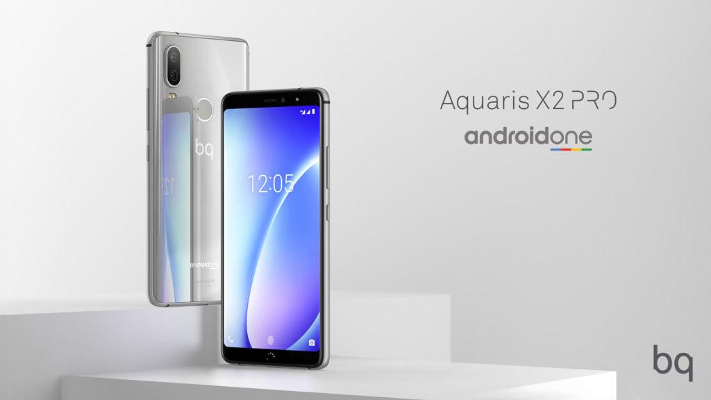 Análisis BQ Aquaris X2 y Aquaris X2 Pro: Opiniones y precio