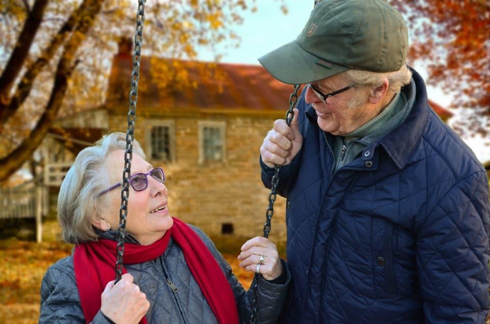 Móviles para mayores: simples y fáciles de usar